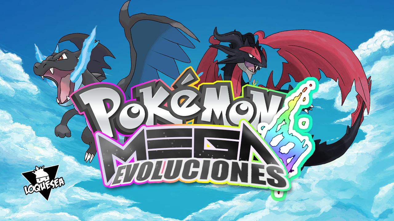 Pack Hack Roms Pokemon Con Mega Evoluciones Gba Loquesea Evil