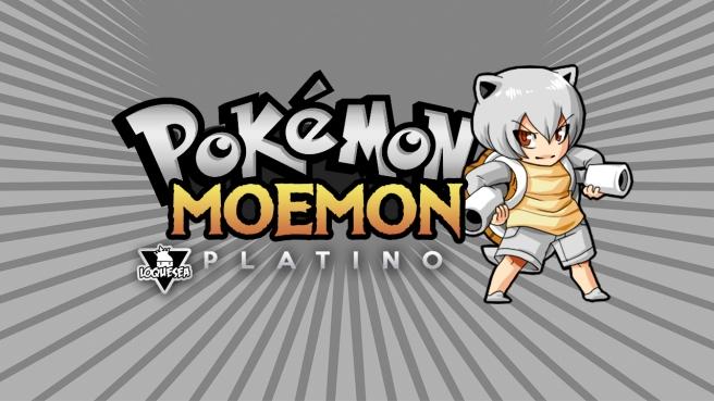 Pokemon Moemon Platino